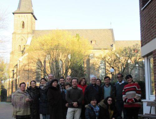 De nuevo reunidos los catequistas  inquietos 2