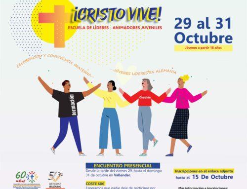 Encuentro Presencial Jóvenes Octubre 2021